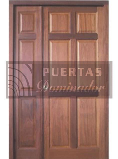 Puertas De Entrada De Madera Rusticas Y Modernas Catalogo
