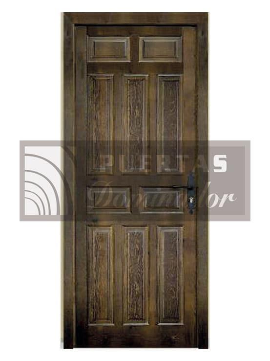 Puertas de Entrada Rústicas