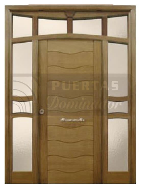 Puertas de entrada modernas puertas dominador 100 calidad for Puertas de ingreso de madera modernas