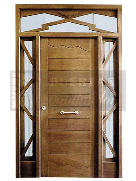 Puertas De Entrada Modernas Puertas Dominador 100 Calidad