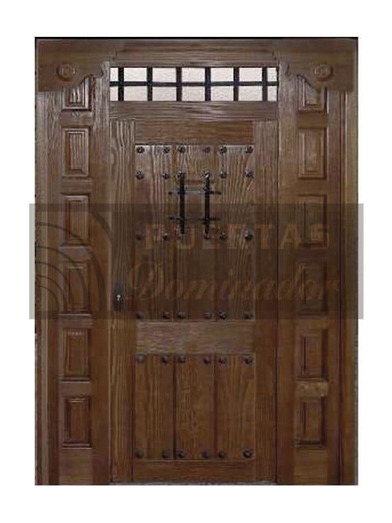Puertas De Interior Rusticas Puertas Dominador Garantia De - Modelos-de-puertas-rusticas