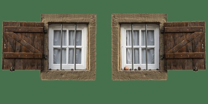aperturas ventanas de madera