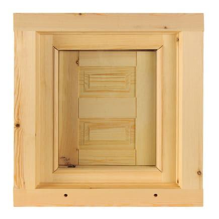 ventanillo rustico una hoja