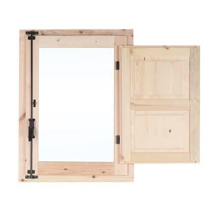 ventanillo rustico basic madera