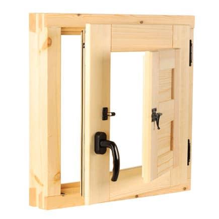 ventanillo rustico practicable 3